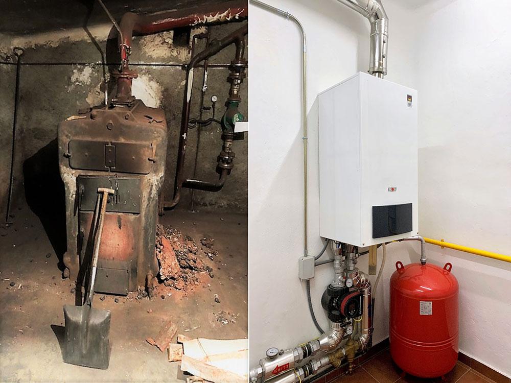 calderas, sala de calderas, climatizacion, calefaccion, mantenimiento, elios clima