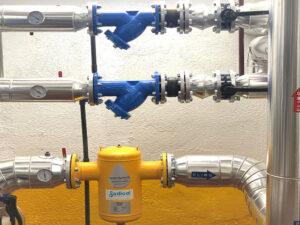 elios clima, soluciones a medida, separador de lodos, sustitucion calderas, gas natural